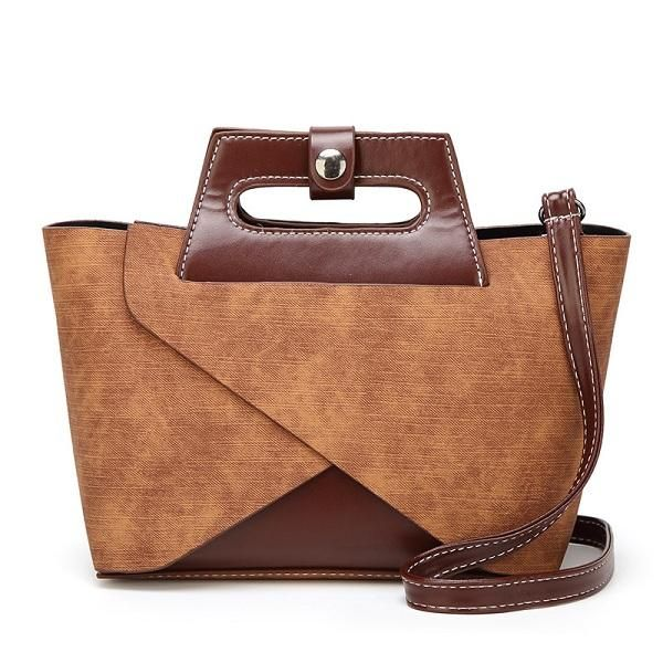 23ce11dcd Women Quality PU Leather Functional Composite Bag Handbag Shoulder Bag  Crossbody Bag - Banggood Mobile