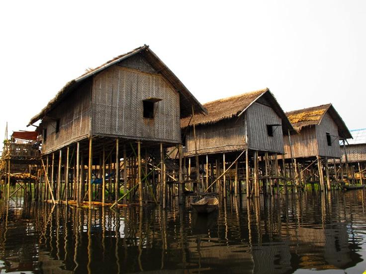 Yawama floating village