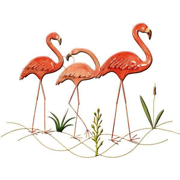 Metal Flamingo Wall Decor Http Home Img Com Metal Flamingo Wall Decor Html