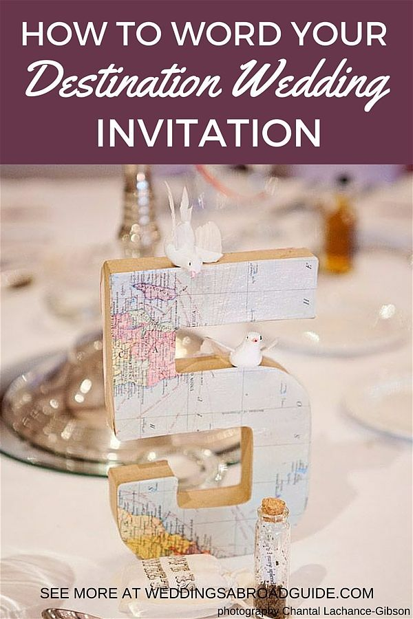 17 best ideas about destination wedding invitations on pinterest, Wedding invitations