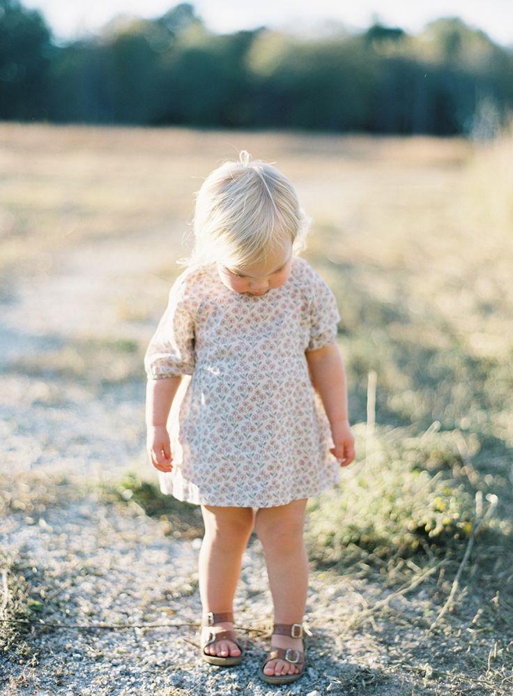 Floral dress - Caramel Baby & Child