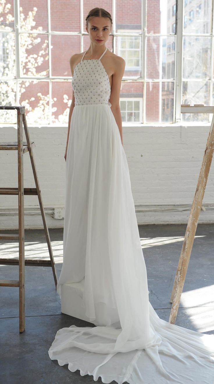 Awesome Featured Dress Lela Rose Wedding dress idea