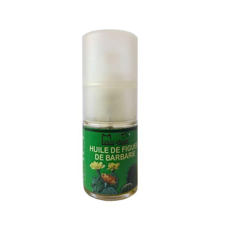 Huile de Figues de Barbarie – Olio di cactus Puro 15 ml