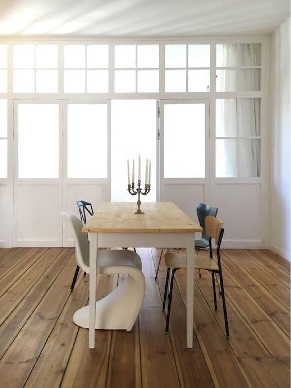402 best Esszimmer images on Pinterest Dining room, Apartments - wandgestaltung esszimmer