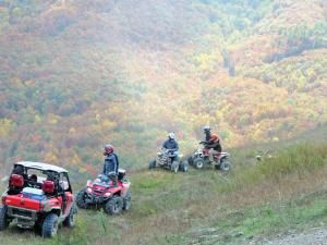 Wilderness Trail Off-Road Park is built on over 9000 acres of heaven in Bell County, Kentucky and within a stone's throw of the Cumberland Gap. The park was formed in 2008 and is a continuing development between state and local officials, dedicated individuals, and great, enthusiastic clubs like the Holler Crawlers ATV Club. Today there are over 120 miles of trail already in use in the park with much more to come.