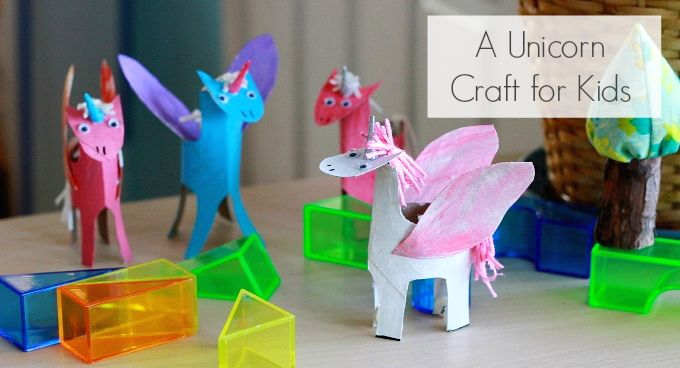 282 best images about knights dragons and princesses on for Unicorn crafts for kids