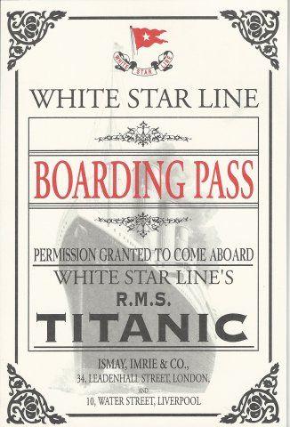 Les rois du monde à l'expo du Titanic