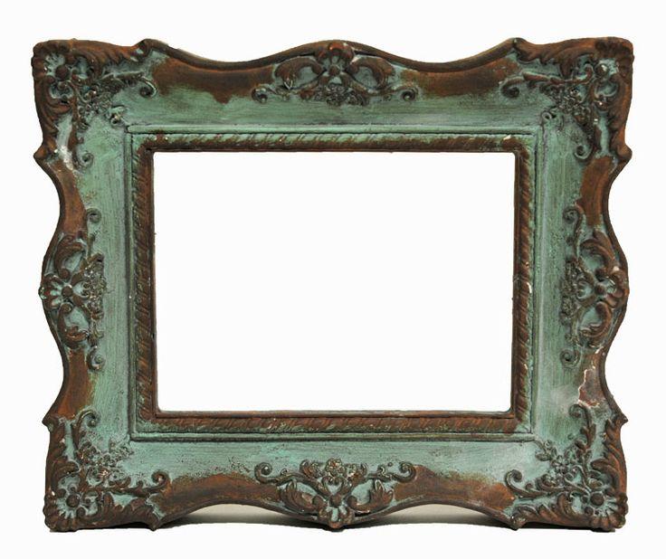 67 best old picture frames images on Pinterest | Antique frames ...