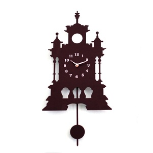 City Tower Clock by http://hach.bigcartel.com: Towers Clocks