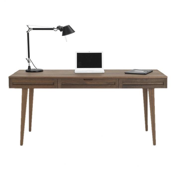 Woodland Writing Desk in Walnut <3