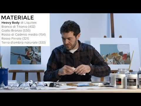(35) TUTORIAL Illustrare la fiaba con SIMONE REA - YouTube