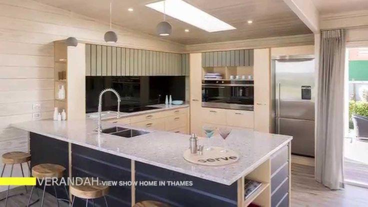 Lockwood Verandah Show Home in Thames Coromandel
