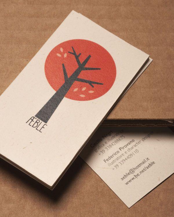 grafiker.de - 40 schicke und originelle Visitenkarten