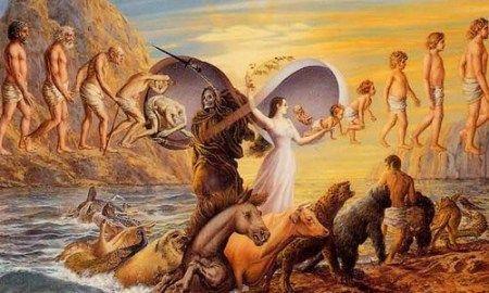 Vidas pasadas La Muerte es lo que conocemos como lo más extremo y terminal en la vida del hombre.