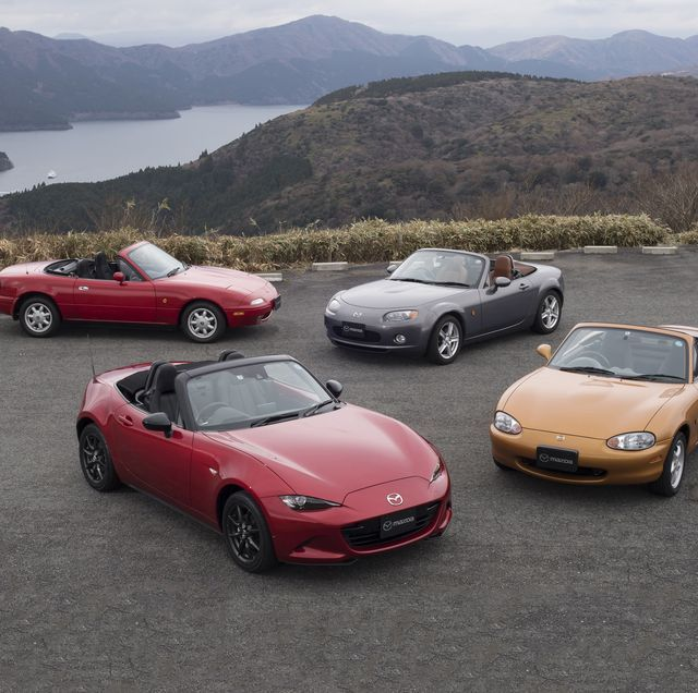 Mazda Mx 5 Miata Guide To Every Generation In 2021 Mazda Mx5 Miata Miata Mazda