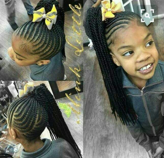 Superb Kids Braided Hairstyles, Little Girl Hairstyles, Kids Hairstyle, Natural  Hairstyles, Dope Hair, Baby Hairs, Kid Styles, Kid Hair, Hair Kids