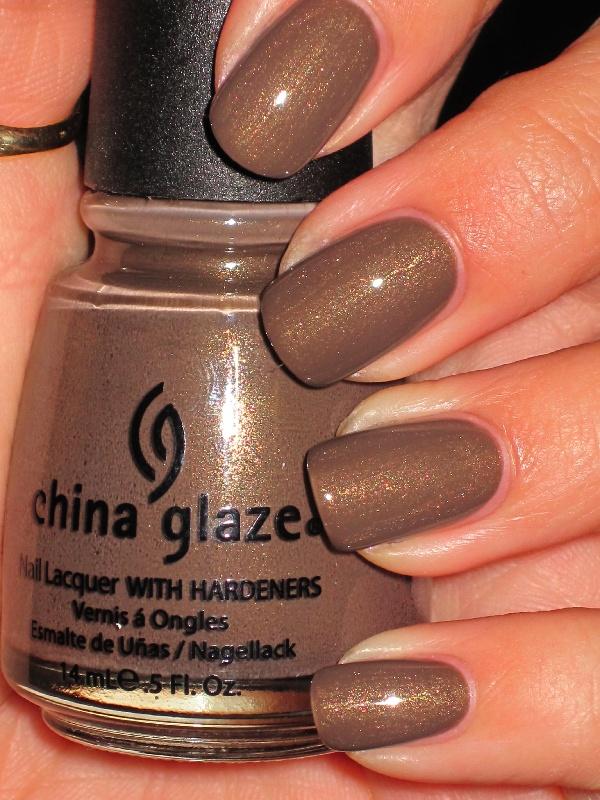China Glaze -- Ingrid