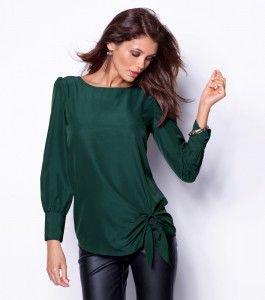 Blusas verdes 2016