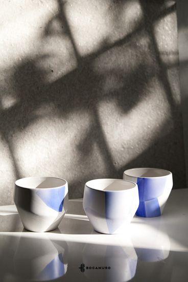 pattern made by Bocamuro on ceramics #ceramics #bocamuro #crystals