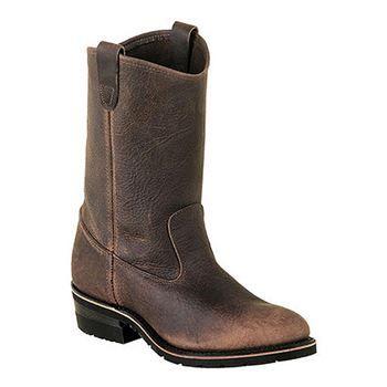 Double-H Men's Sahara Ranch Wellington Boots