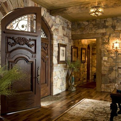 Stone And Timber House Front Design, Pictures, Remodel, Decor and Ideas - page 18