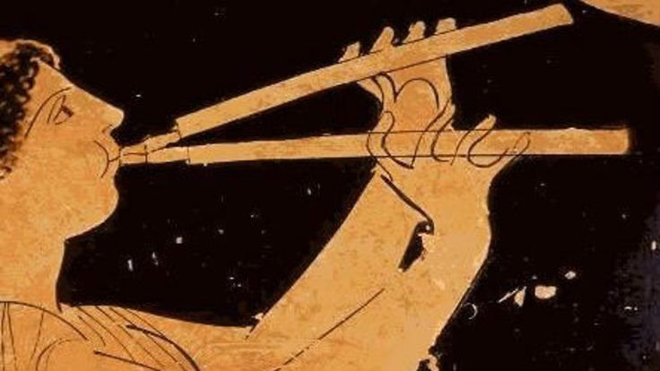 An ancient Greek instrument is being revived at the Young Vic