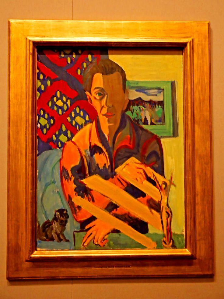 'Degenerate Art,' at Neue Galerie, Recalls Nazi Censorship - NYTimes.com