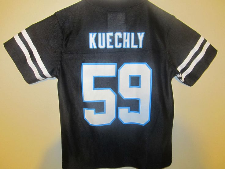 Luke Kuechly - Carolina Panthers Jersey - Toddler 4T #NFL #CarolinaPanthers