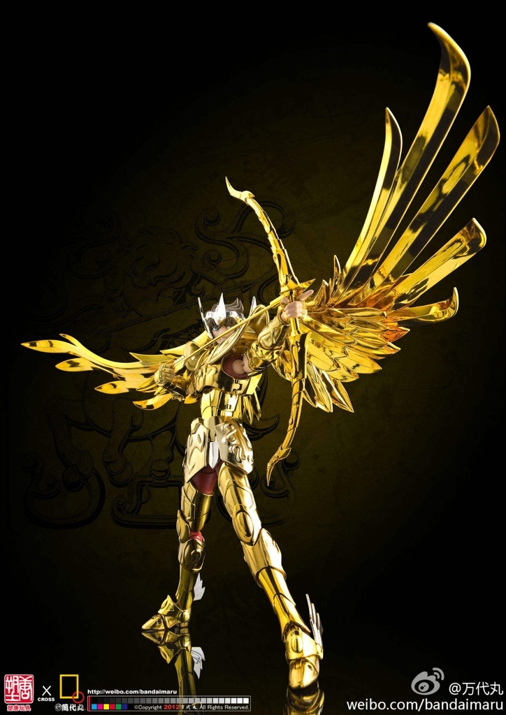 Saint cloth myth ex sagittarius aiolos saint seiya pinterest cloths sagittarius and saints - Decor saint seiya myth cloth ...