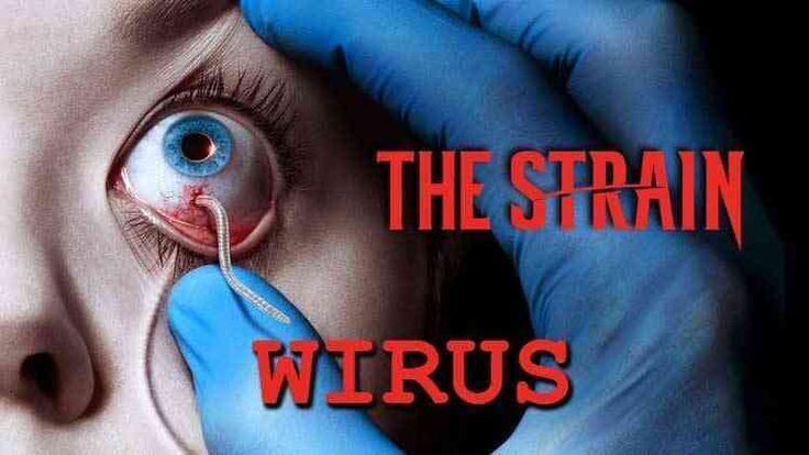 Wirus S04E01 – The Worm Turns  / The Strain