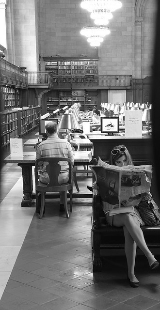 Public Library, Manhattan