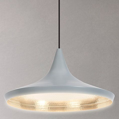 Buy Tom Dixon Beat Wide Ceiling Pendant Light Online at johnlewis.com