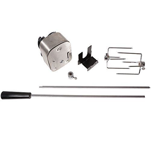 """Titan Outdoors 4W Rotisserie BBQ Motor Kit 36\"""" Spit Grills Chicken Turkey Gyro >>> Details can be found by clicking on the image."""