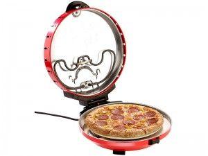 Piec do pizzy z zegarem!  #pizza #piec #dom