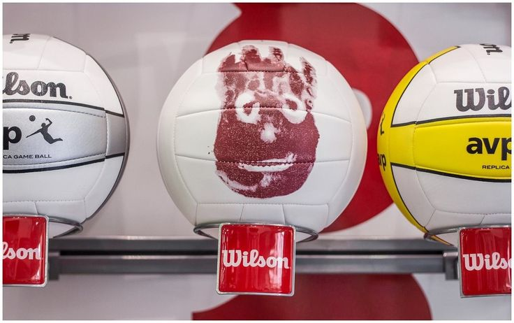 Wilson Castaway Volleyball – Novelty Gift Ideas