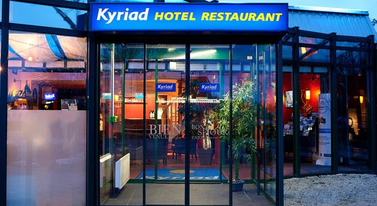 Kyriad Reims Est - Parc Expositions Reims This Kyriad hotel is in Reims, close to the Parc des Expositions. It offers en suite rooms with bath or shower, satellite and cable TV and free Wi-Fi internet access.