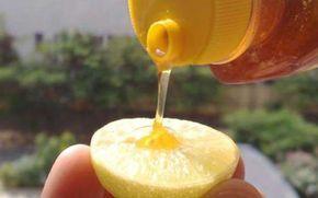 Απαλλαγείτε από τα καφέ στίγματα και τις κηλίδες με λεμόνι και μέλι