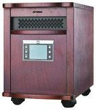 Optimus - Quartz Infrared Heater - Brown, H-8010