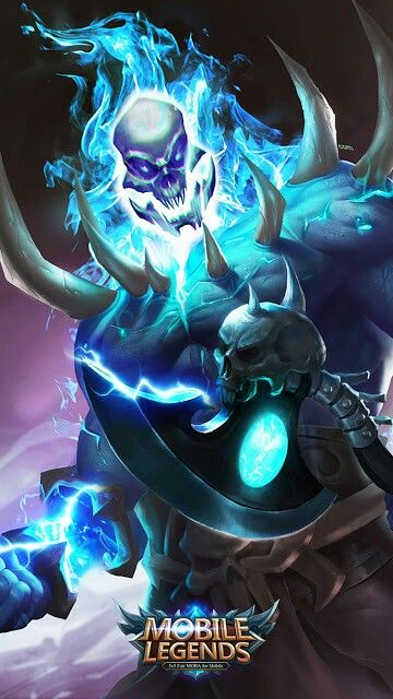 "Mobile legends - Balmond ""Ghoul Fury"""