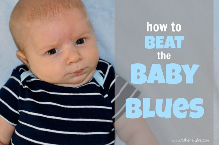 The Baby Blues - how to weather those initial storms!  #pregnancy #birth #postpartum #babyblues