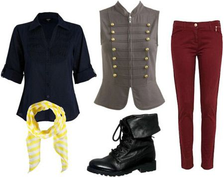Outfit inspired by Enjolras from Les Miserables. I'm really debating dressing up for the movie in November.