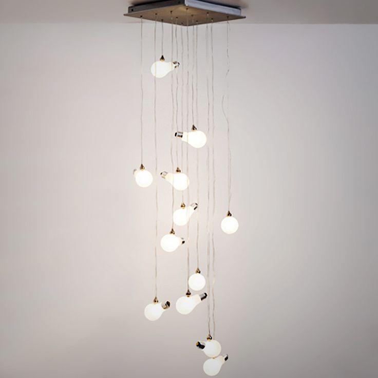 La Paz Ceiling Lamp 12, Iris Design Studio – LoftModern