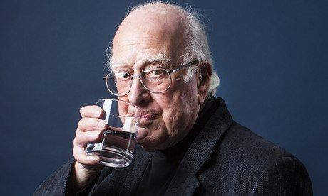 Peter Higgs interview: 'I have this kind of underlying incompetence'