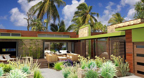 the hummingbird h3 house plan from the house designers is a green technology 1350 sq ft home capitalizing on indoor outdoor living expansions - House Designers