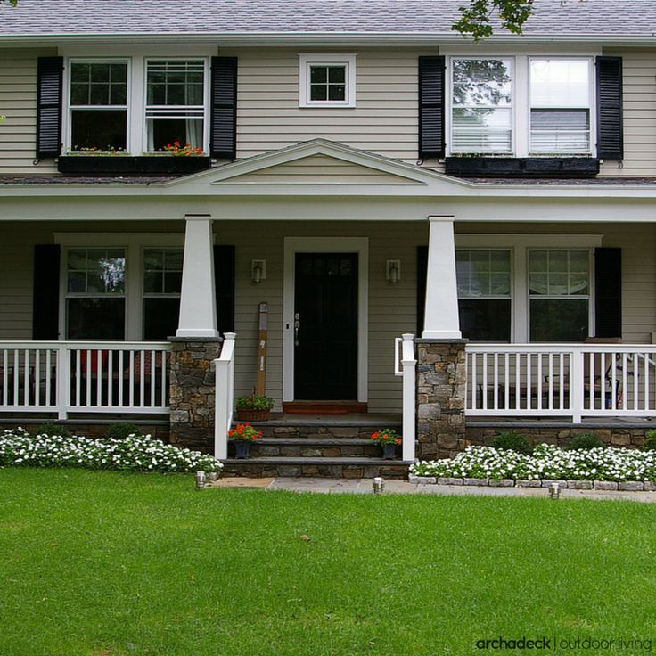 Small Front Porch Remodel: 102 Best Front Porch, Open Porch And Covered Deck Design
