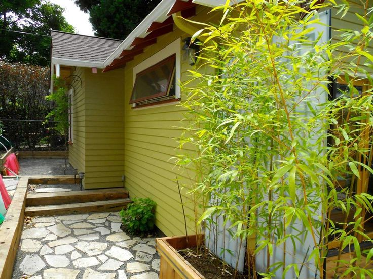 Pdx eco cottage a sustainably built craftsman style backyard cottage with mid century modern - Container homes portland oregon ...