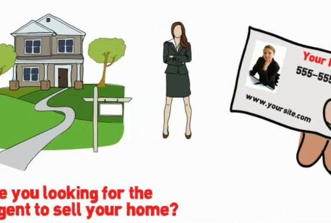 Only For Realtors! Impress Your Customers With Cool Whiteboard Video! http://www.tuberads.com