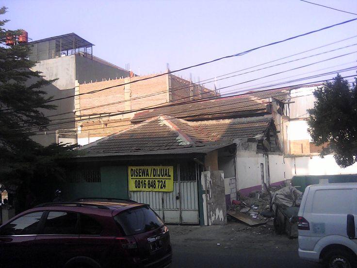 Rumah Muara Karang Blok.5 DISEWA (strategis untuk usaha)