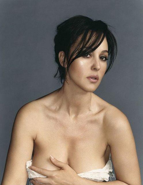 Monica Bellucci by Bettina Rheims, 2007