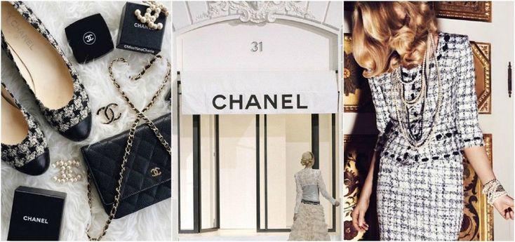 Chanel style  Как подобрать идеальное кольцо по форме пальцев?  Коко создала сумочки на цепочках, духи, состоящие из более чем 80 компонентов,и налила их в штоф для водки, она придумала черные платья, которые есть в базовом гардеробе каждой модницы, и элегантные твидовые костюмы